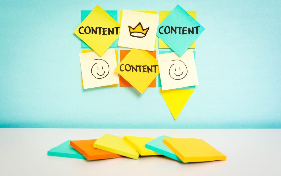 Hoe maak je de beste content?