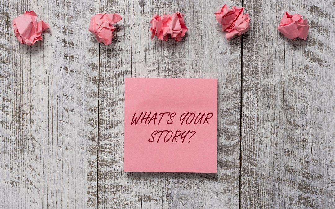 Wat kan je met storytelling?
