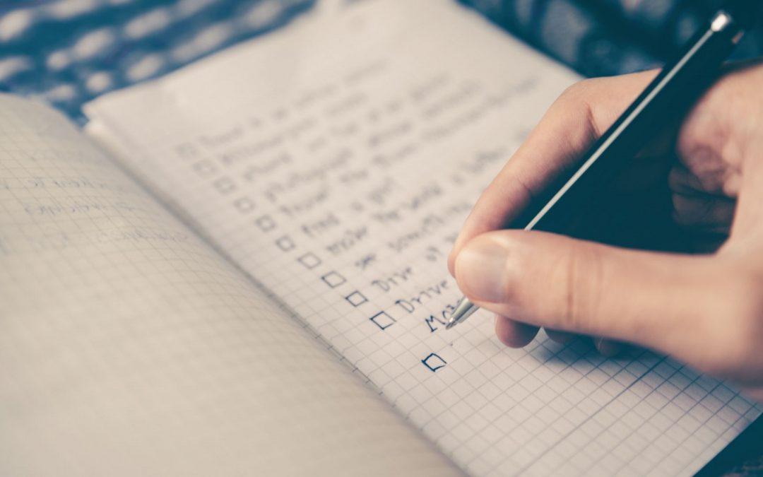 5 tips om haalbare doelen te stellen