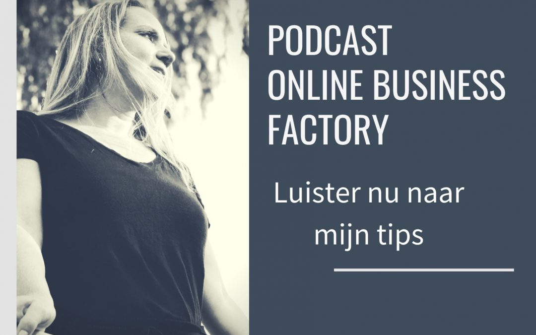 Podcast Online Business Factory