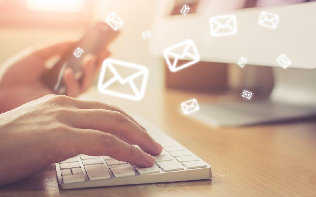 15 soorten e-mails die je kunt versturen