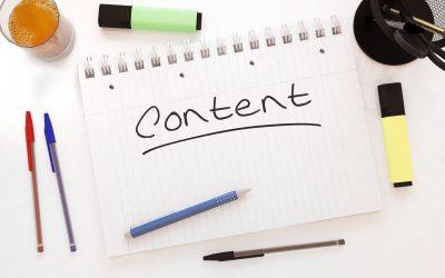 Oude content optimaliseren