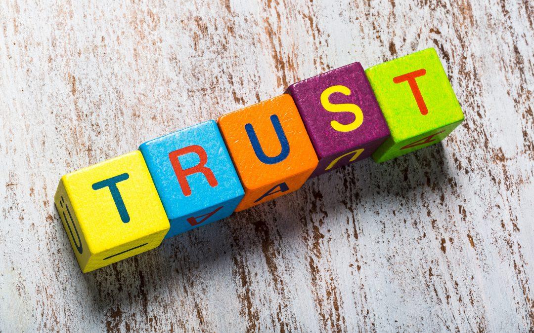 5 tips om het vertrouwen te winnen met je website
