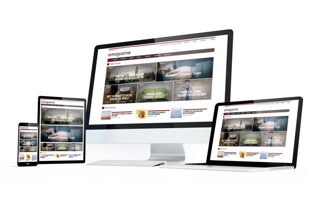 Afmetingen van afbeeldingen voor je website