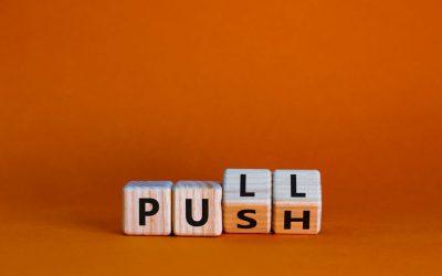 Waarom jouw website de ideale vorm is van pull marketing